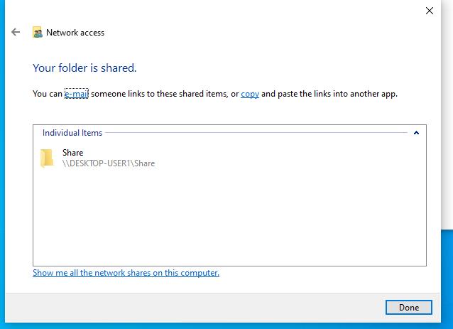 Configure Windows 10